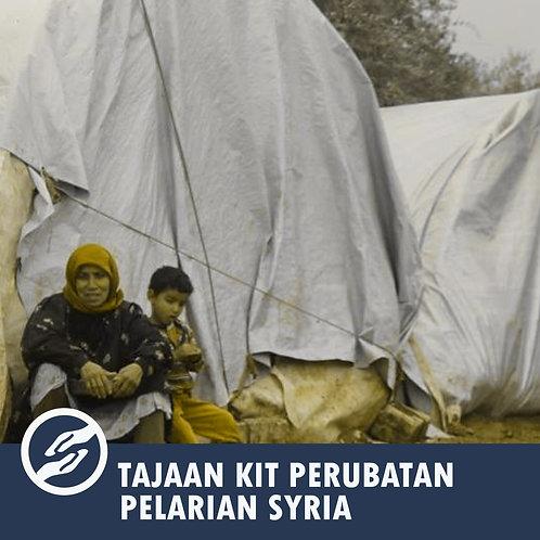 Care For Syria - Kit Perubatan