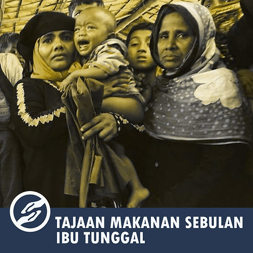 Care For Hunger - Ibu Tunggal & Anak