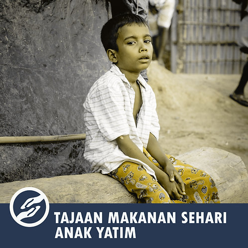 Care For Hunger - Anak Yatim