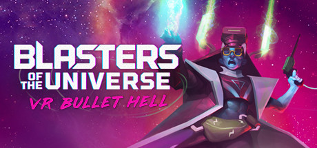 Blasters of the Universe