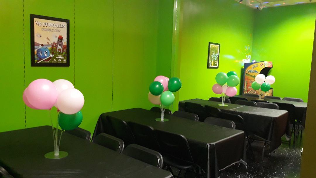 Private Event Room