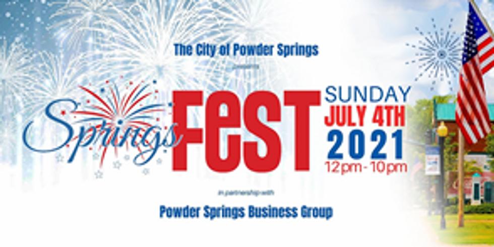 Springs Fest 2021