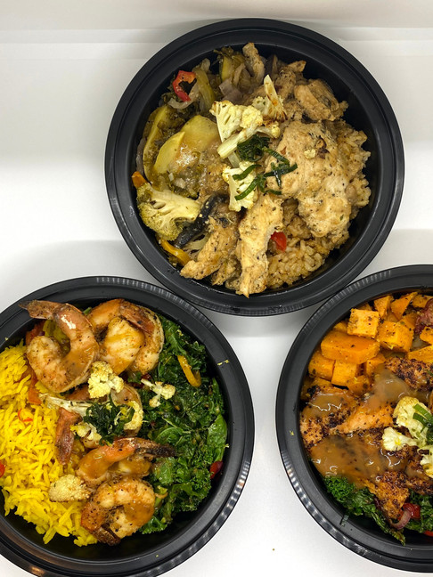 Meal Prep The Dial's Way