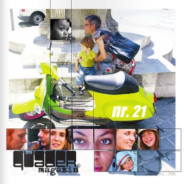 magazin quader nr 21