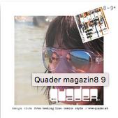 magazin quader nr 8-9