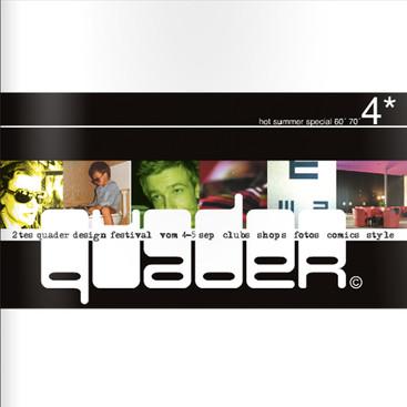 magazin quader nr 4