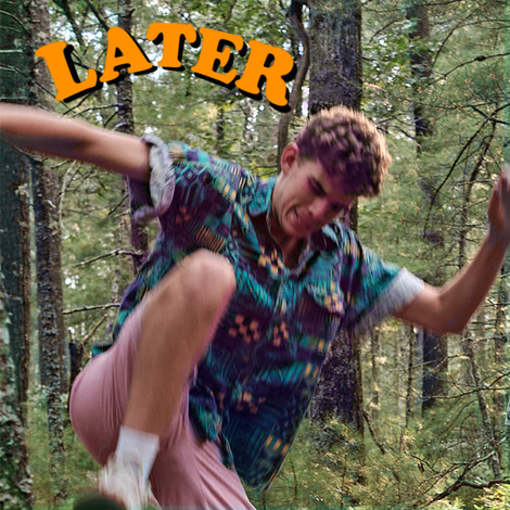 'Later' Cover - Hibiscus Tea Leaf Boy.jp