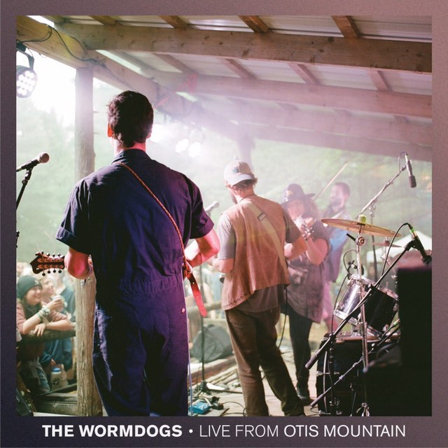 The Wormdogs - 'Live From Otis' Album Co
