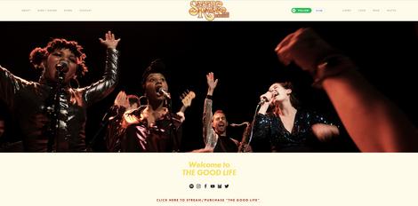 Sammy Rae Website Background