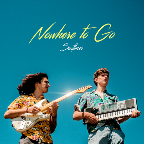 'Nowhere To Go' Cover - Surfliner.png