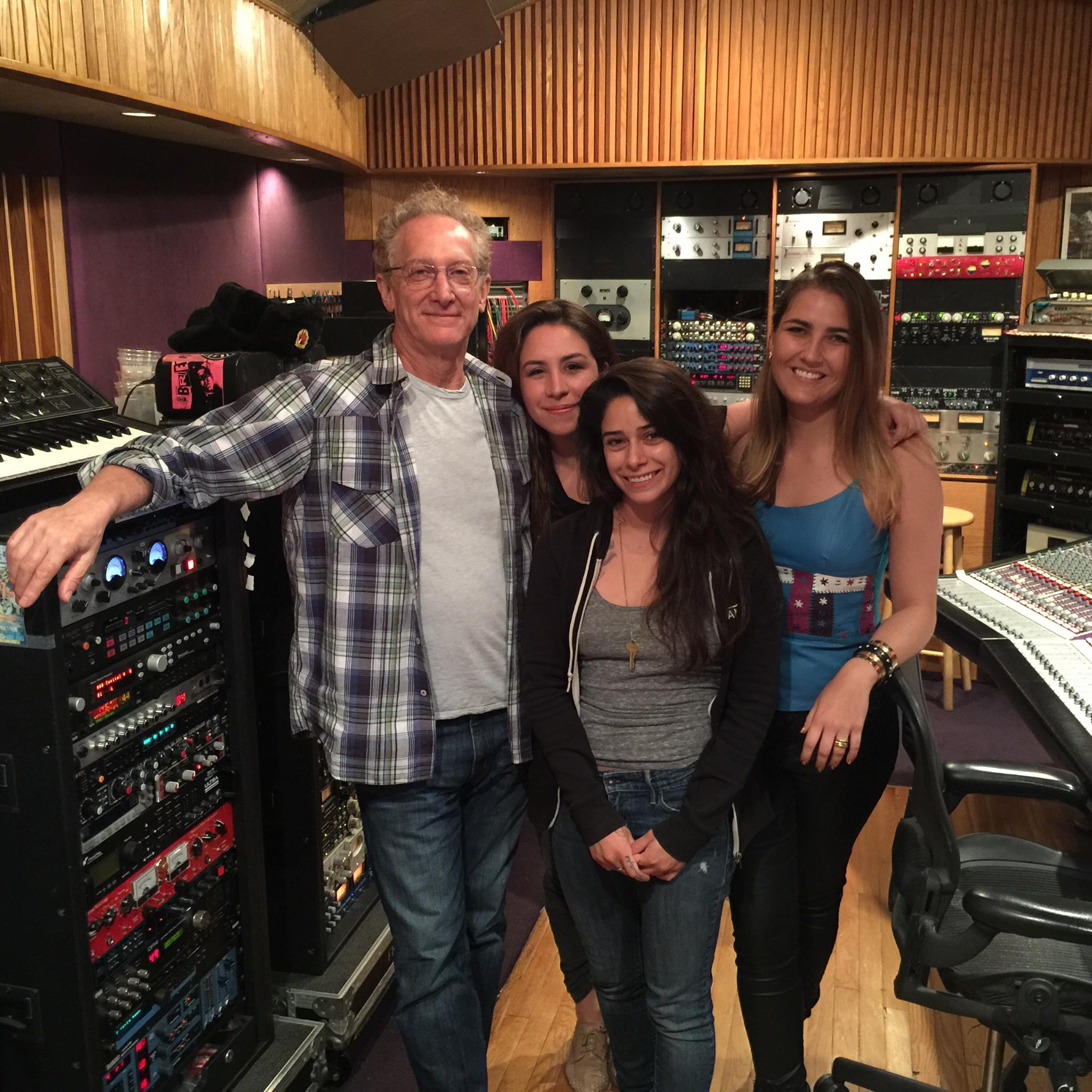 Visiting Electric Lady Studios, NYC
