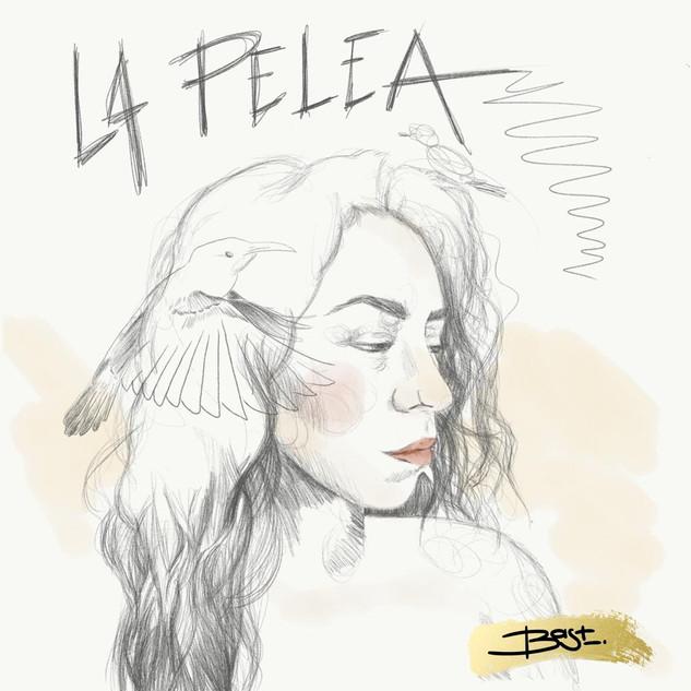 La Pelea, by Paula Bast