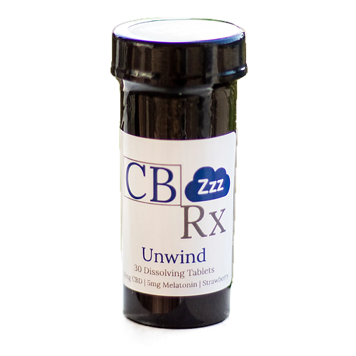 CBRx Unwind Tablets