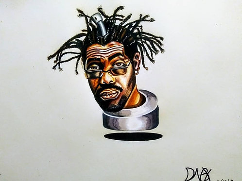 Celebrity Spray Can: Coolio