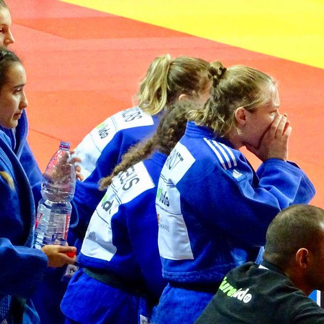 Equipe Femmes Eure Judo