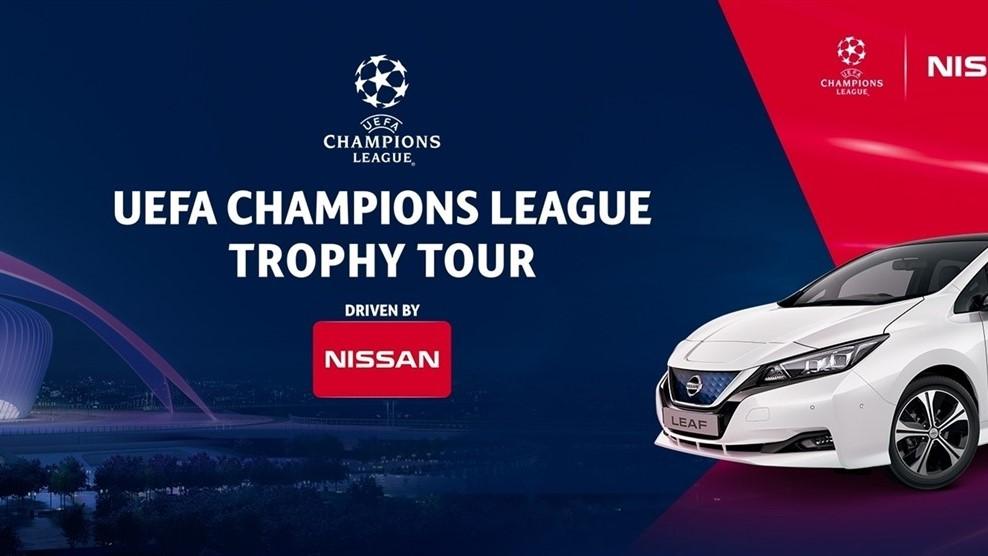 Sponsoring Nissan Ligue des champion