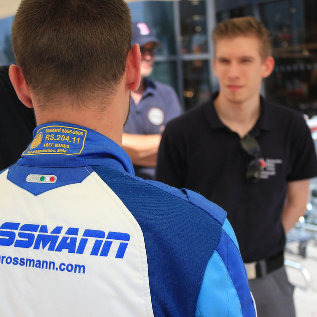 Sven Grossmann sponsoring