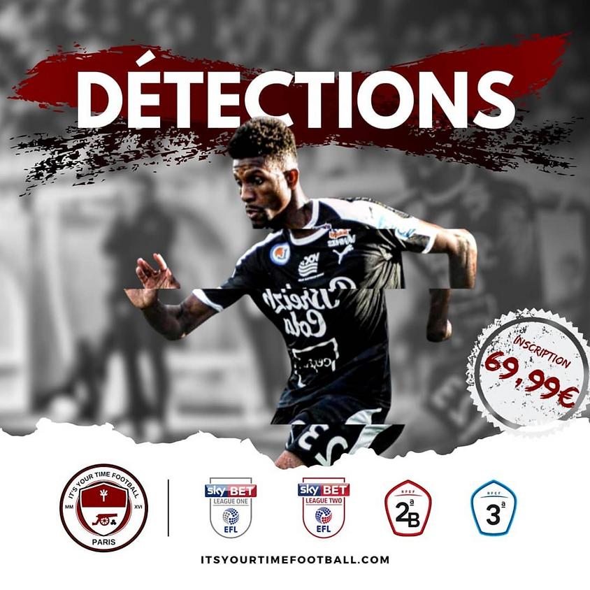 Détéction ITS YOUR TIME - Paris