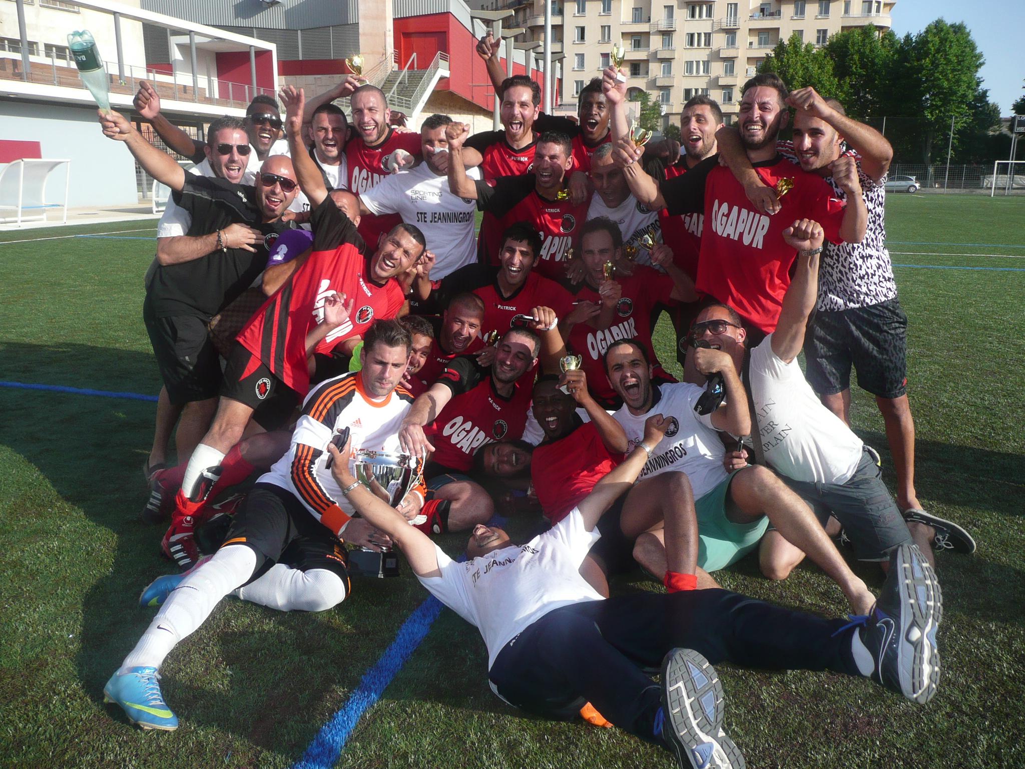 FC BOCAGE