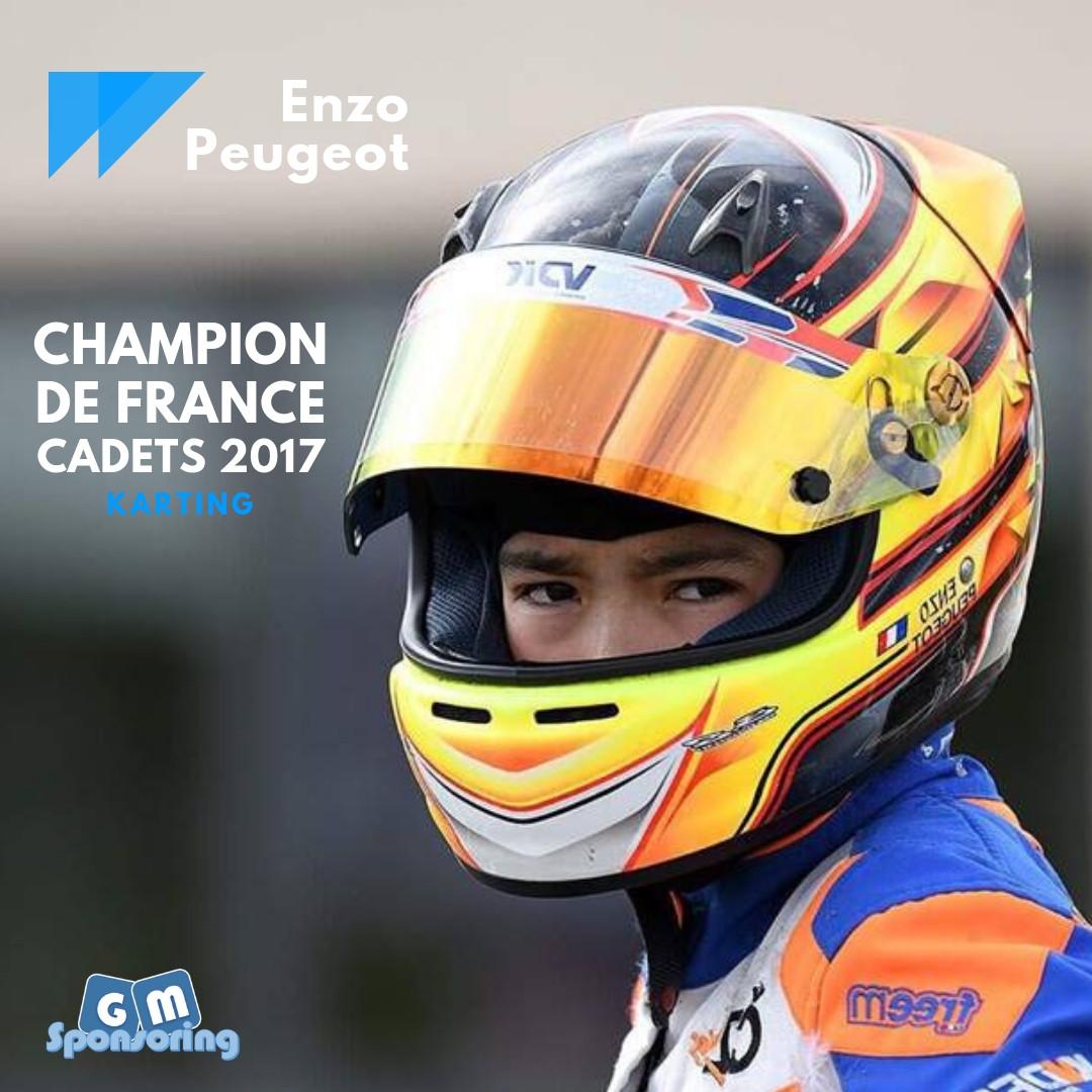 Enzo Peugeot