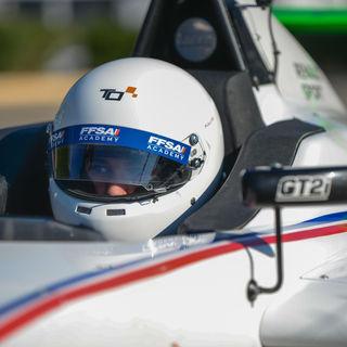 Evan Spenle - Pilote F4
