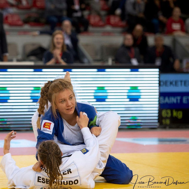 Perrine Saint-Etienne - Eure Judo