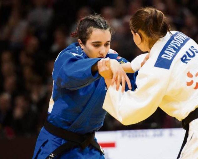 Yasmine Horlaville - Eure Judo