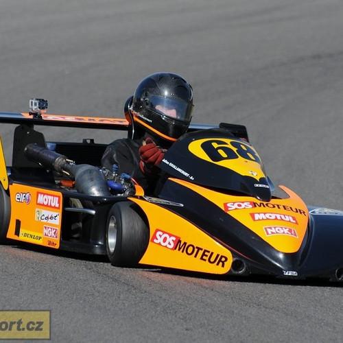 Superkart sponsoring