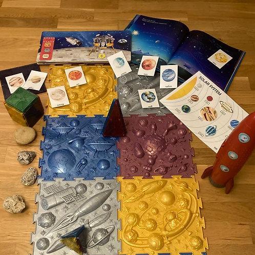 Space Mat Set