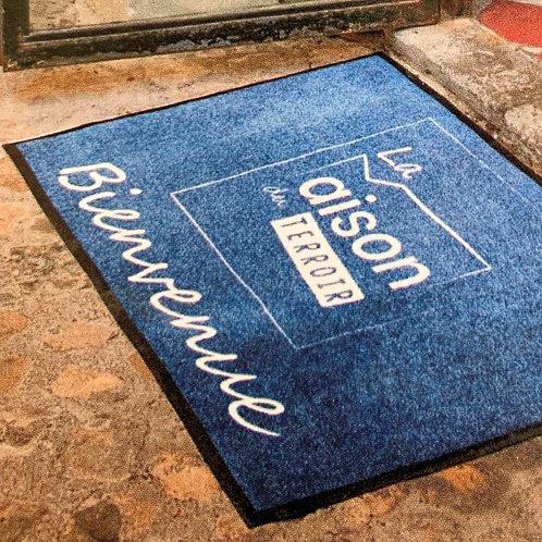 Tapis de sol personnalisé, épaisseur 10 mm