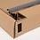 Thumbnail: Roll'up 78,5 cm : base carton + affiche tissu