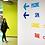 Thumbnail: Lettre et logo en plexiglas