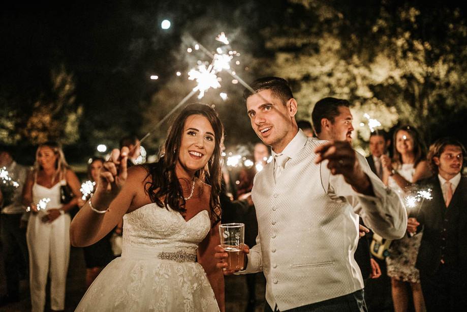 The Stanwick Hotel wedding - Linzi & Ben