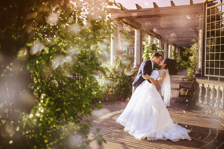 London Rosslyn Hill St Stephen's Church wedding - Ben & Jade