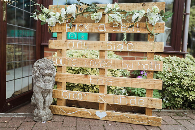 The Stanwick Hotel wedding - Linzi & Ben   Wedding photographer in