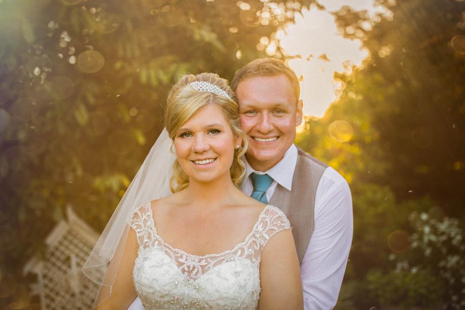 Lodge Farm House wedding - Laura & Rob