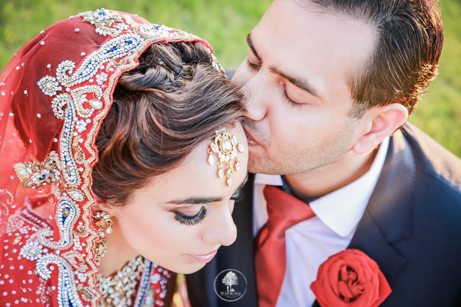 Asian wedding at Woburn Abbey