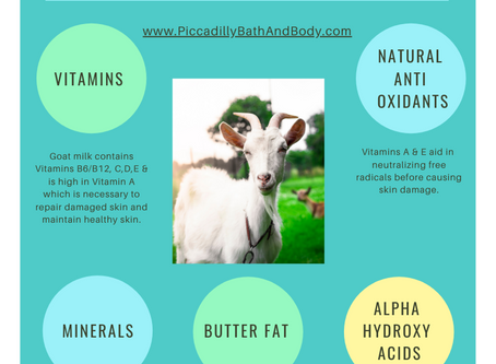 The Benefits Of Goat Milk Soap