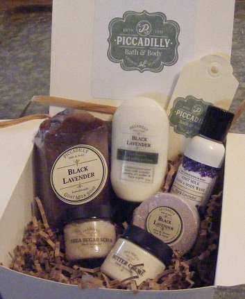 Piccadilly Sampler