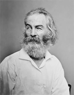 O Walt! My Whitman!