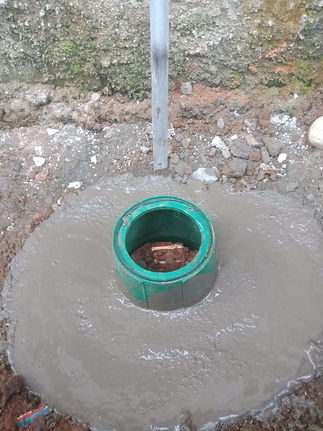 Small Round Earth Pit Installtion (2).jp