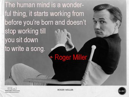 Go Roger Miller!
