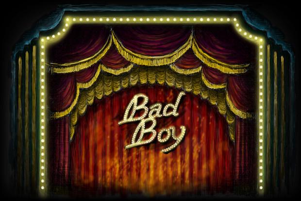 Projection #9: Bad Boy