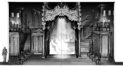 I.4b.Medda's Theater, Onstage