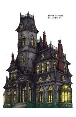 House,  Exterior