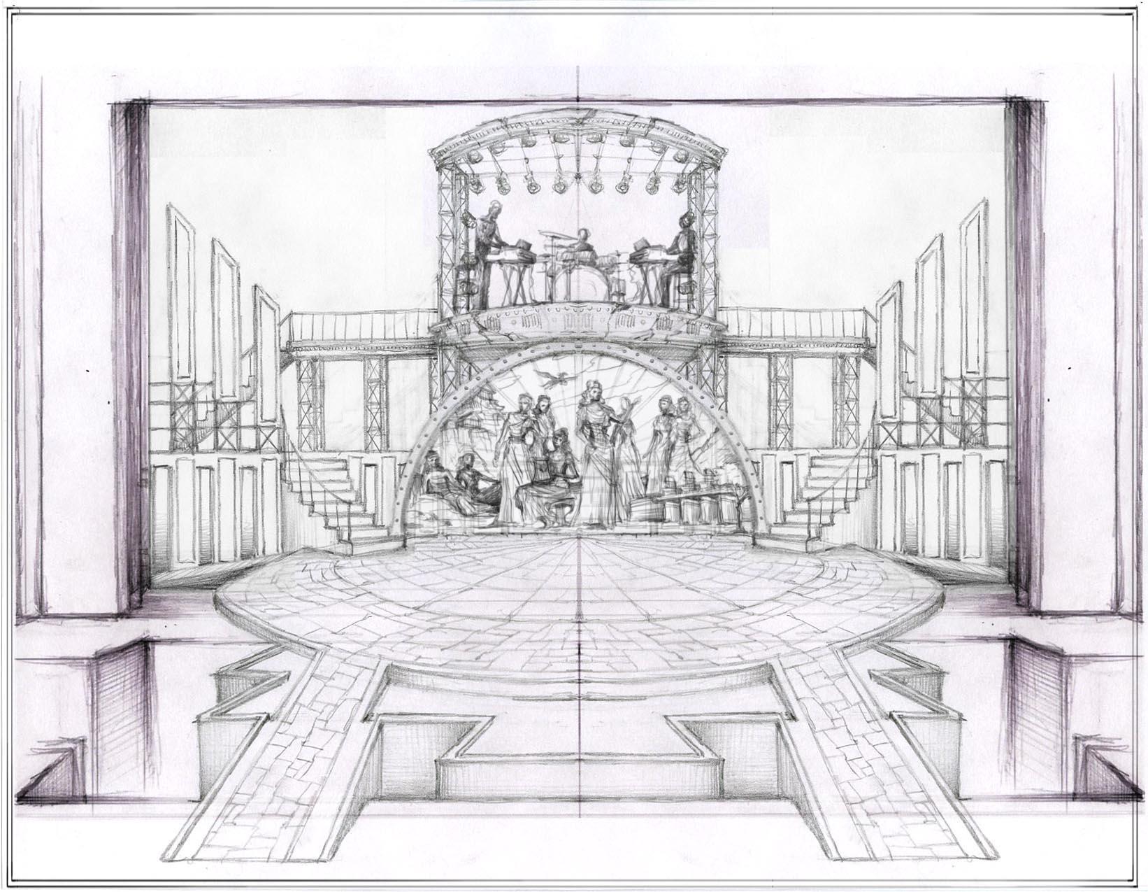 Preliminary Sketch #2