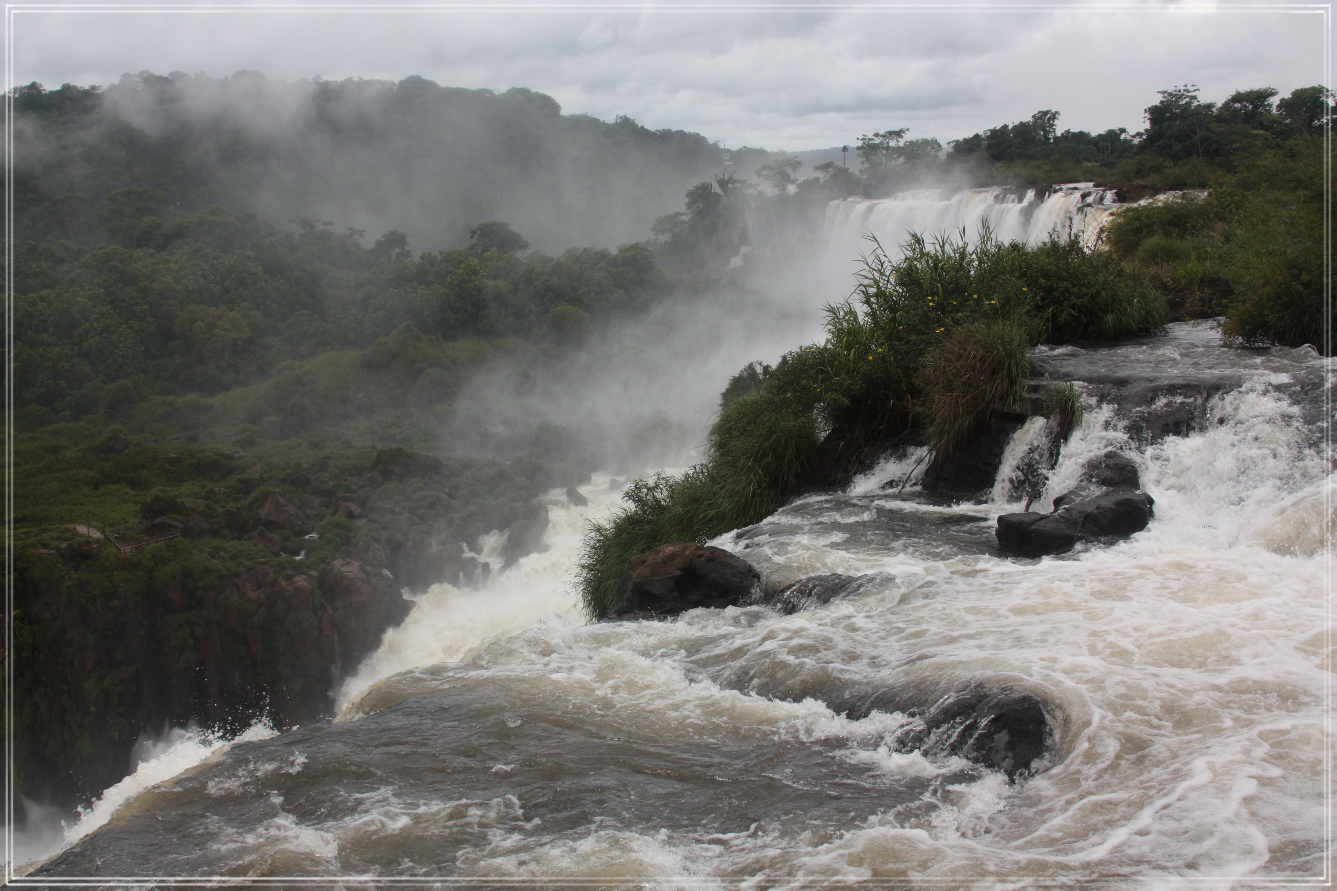 Iguazu Waterfall #3