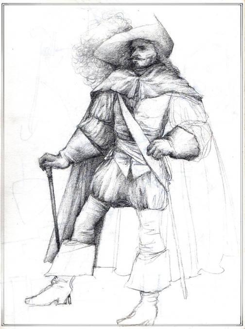 Cyrano Sketch