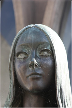 Mourning Woman