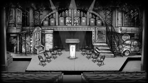 Sketch #15: Church